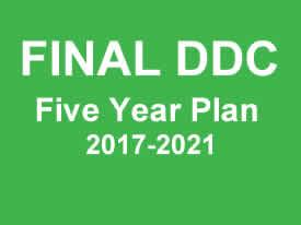 FINAL DDC Five Year Plan 2017-2021