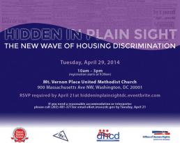 Fair Housing Symposium logo