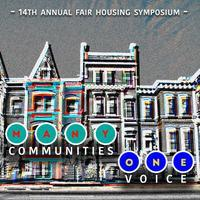 Row houses image and logo